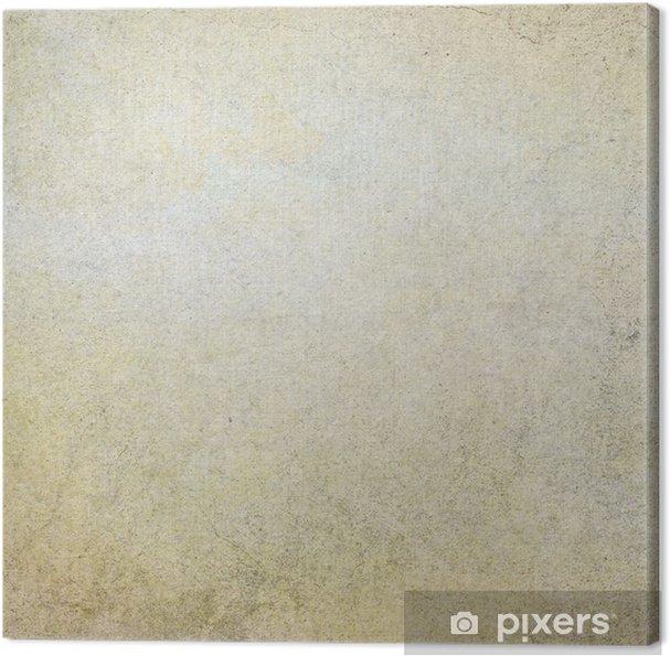 Tableau sur toile Vieux mur texture fond lumineux de grunge sale - Arrière plans