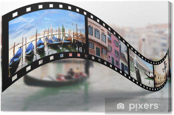 Tableau sur toile Vue sur Venise - Villes européennes