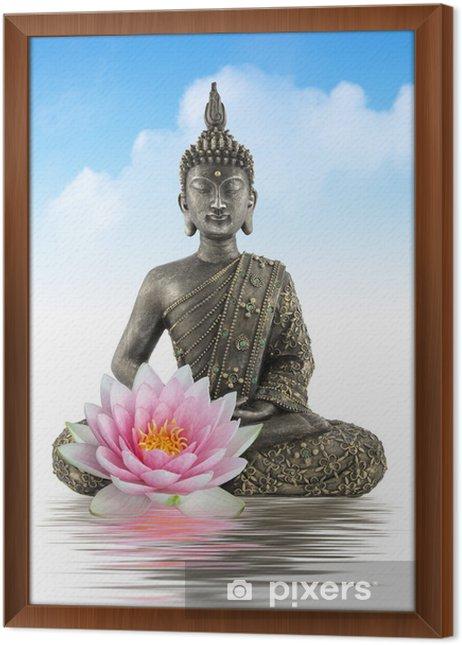 Tavla i Ram Det var Bouddha