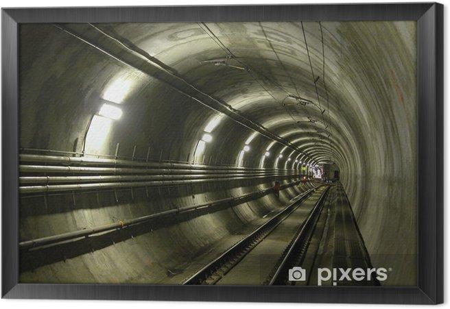 Tavla i Ram LRT tunnel - Teman
