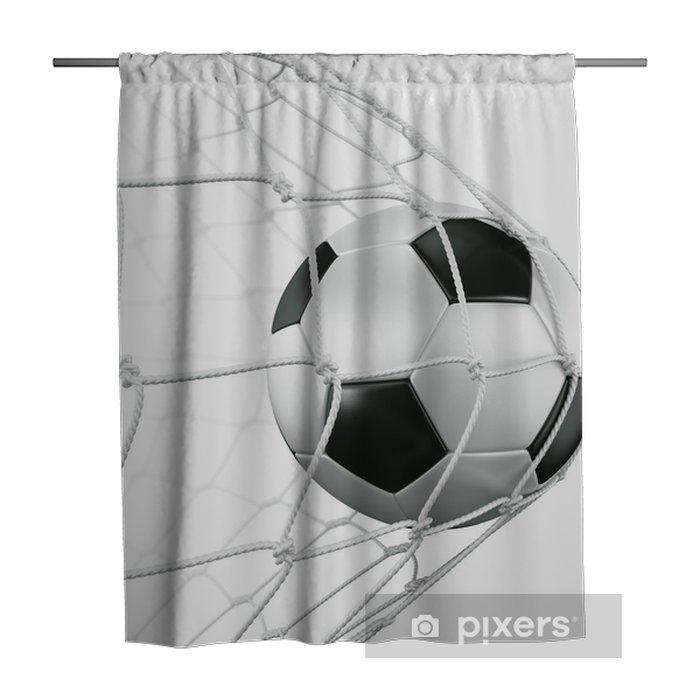 Tenda da doccia Soccerball in net -