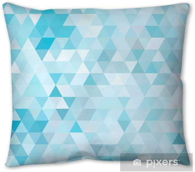Blue Texture Seamless Throw Pillow Pixers We Live To Change