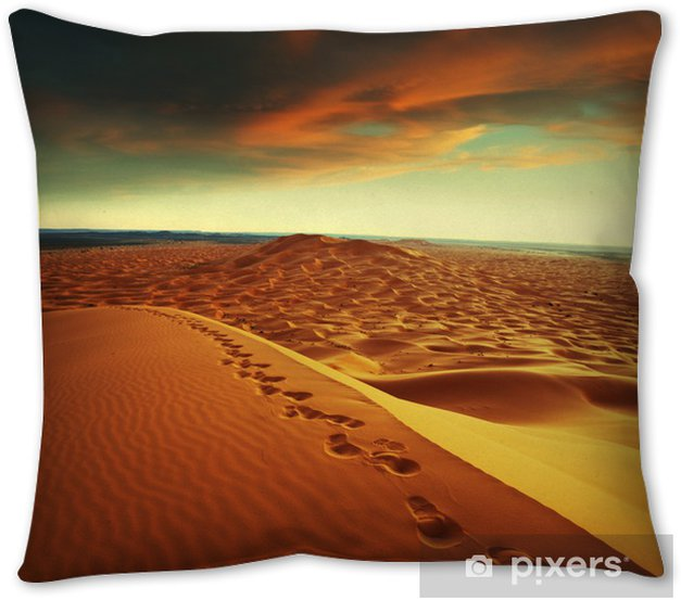 Desert Throw Pillow Pixers We Live To Change