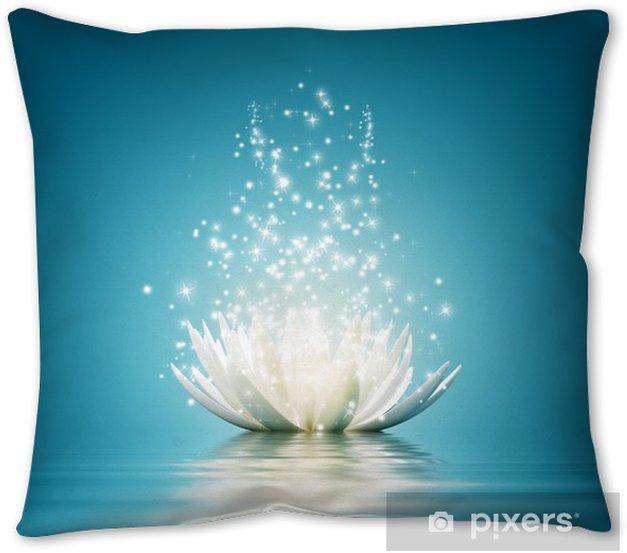 Lotus Flower Throw Pillow Pixers We Live To Change