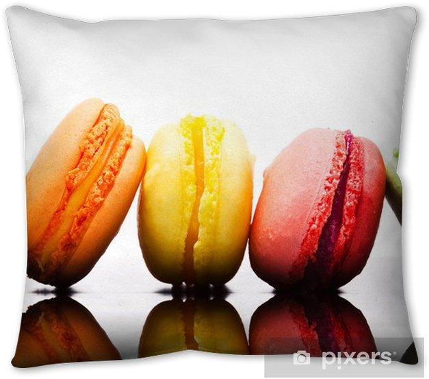 Macaron Throw Pillow Pixers We Live To Change