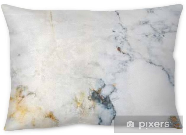 Marble texture, marble background for design with copy space for text or image. Marble motifs that occurs natural. Throw Pillow - Graphic Resources