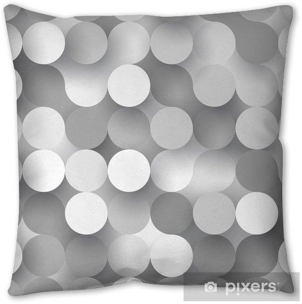 Seamless Flat Circles Throw Pillow Pixers We Live To Change