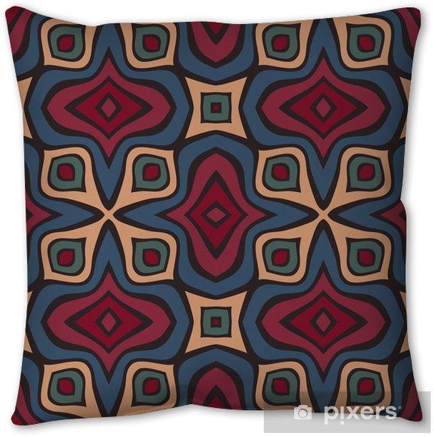 Seamless pattern Throw Pillow - Backgrounds
