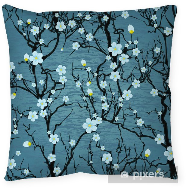 Anese Cherry Blossom Throw Pillow Styles