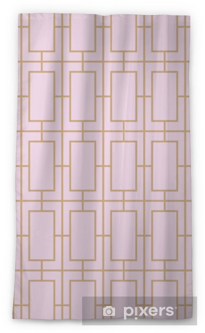 Transparant gordijn Art deco, vintage, retro, naadloze vector patroon. - Grafische Bronnen