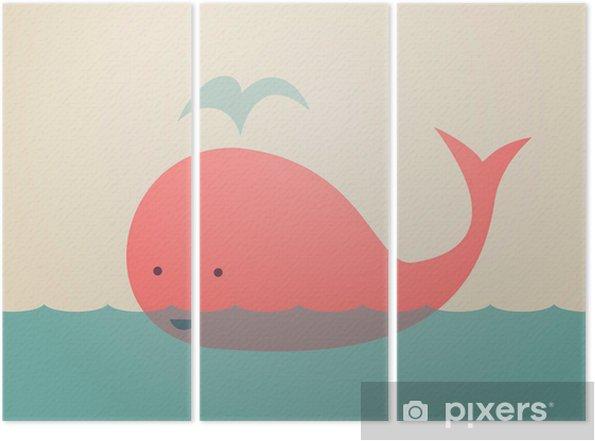 Tryptyk Śliczne Whale - Tematy