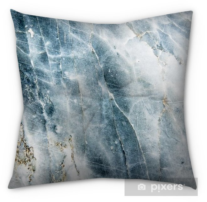 Abstract Marble texture or background pattern with high resolution Tufted Floor Pillow - Square - Landscapes