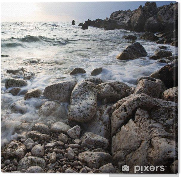 Tuval Baskı Deniz - Diğer manzaralar