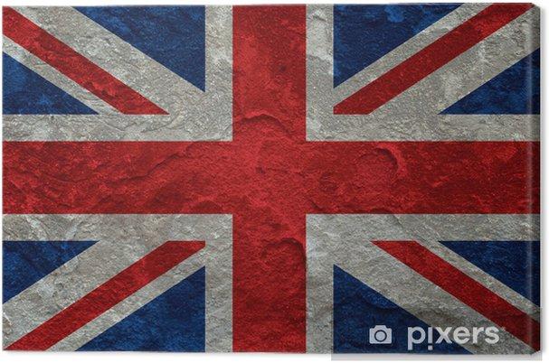 Ingiltere Bayrağı Tuval Baskı Pixers Haydi Dünyanızı Değiştirelim