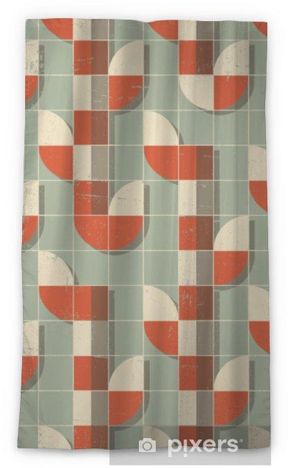 Verduisterend gordijn Vector kleurrijke abstracte retro naadloze geometrische patroon - Grafische Bronnen