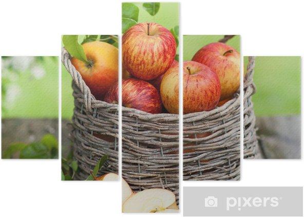 Vijfluik Oogsttijd - Appelbomen