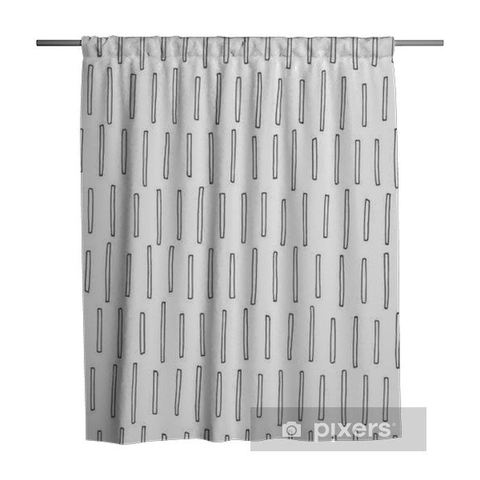 Zasłona prysznicowa Abstrakcyjny wzór - Zasoby graficzne