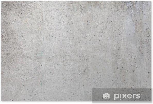 Zelfklevende Poster Vintage of grungy van Concrete Texture Achtergrond - Thema's