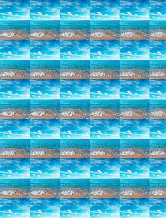 Vinylová Tapeta Platamona pobřeží - Evropa
