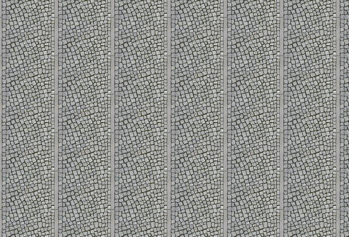Vinylová Tapeta Dlažební kostky chodník - Tileable Texture - Struktury