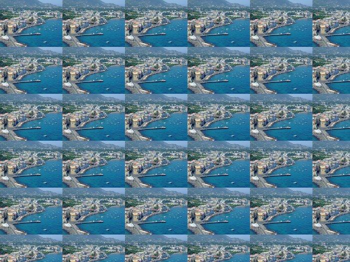 Vinylová Tapeta Ischia - Evropa