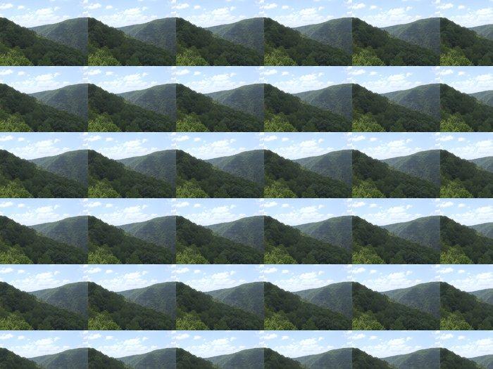 Vinylová Tapeta Twin Peaks - Amerika