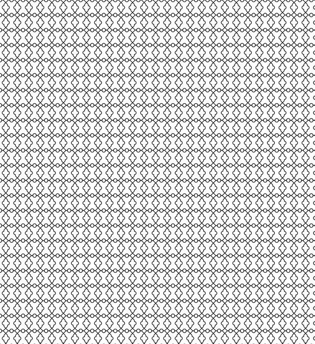 Vinylová Tapeta Geometrické Seamless Vector Abstract Pattern - Pozadí