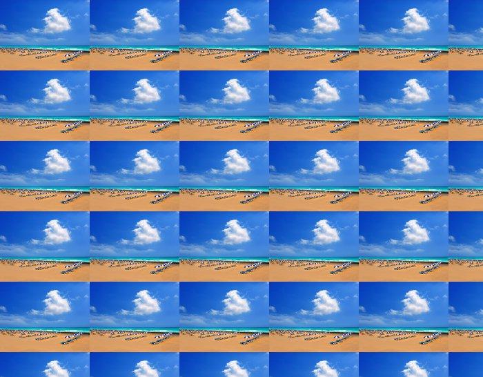 Vinylová Tapeta Adeje Beach Playa Las Americas na Tenerife - Prázdniny