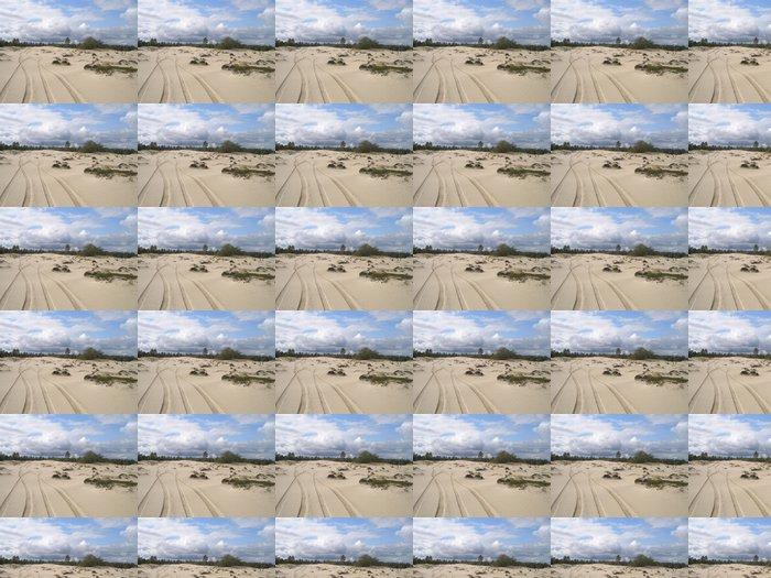 Vinylová Tapeta Cesta do nebe - Nebe