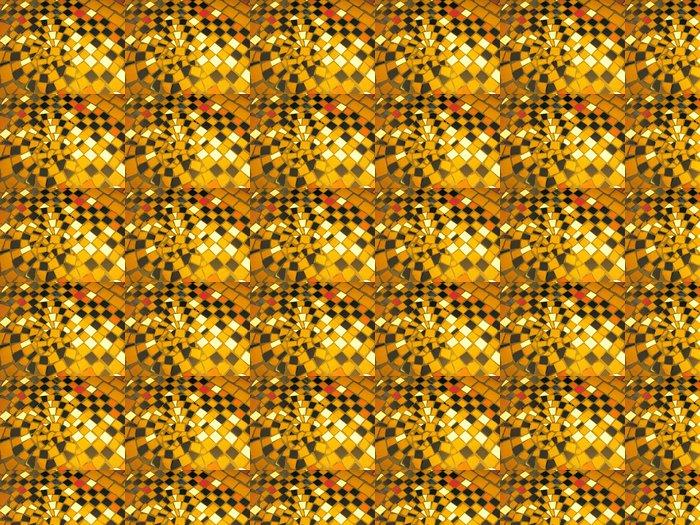 Vinylová Tapeta Hundertwasser Steinfliesen - Jiné