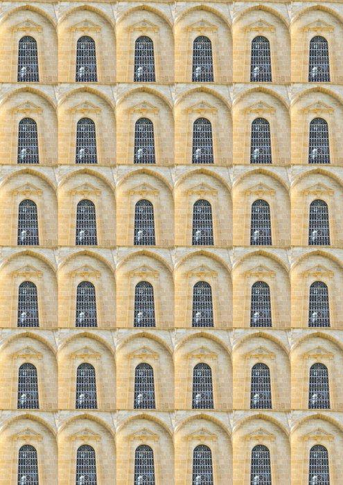 Vinylová Tapeta Staré kostelní okno - Veřejné budovy