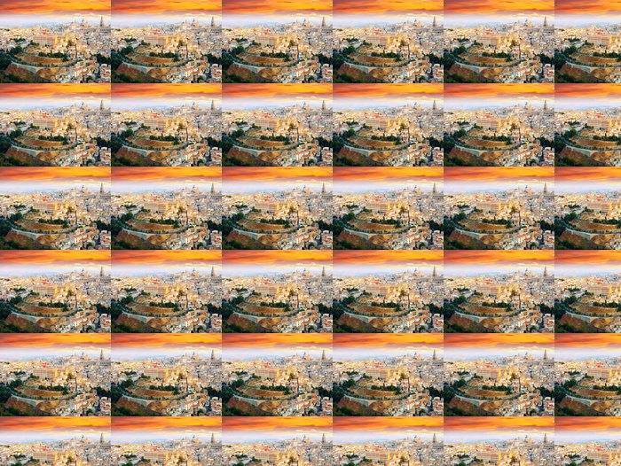 Vinylová Tapeta Malebné svítání pohled na Toledo - Evropa