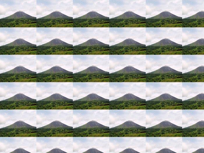 Vinylová Tapeta Arenal Volcano v Kostarice - Amerika