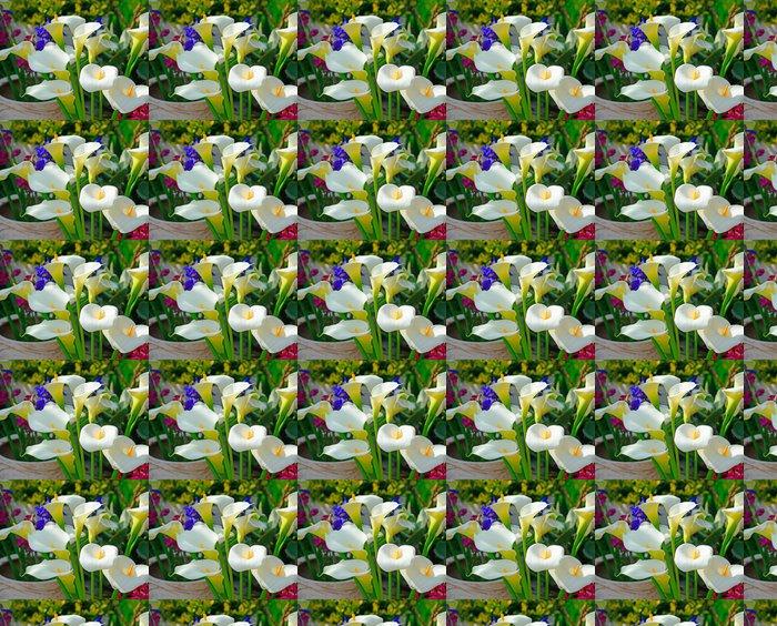 Vinylová Tapeta Ďáblík bahenní - Květiny