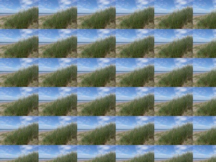 Vinylová Tapeta Severní moře pláž - Voda
