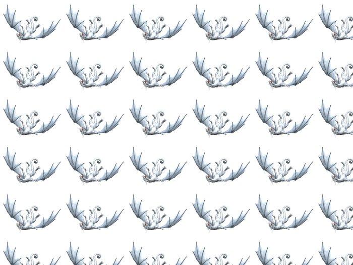 Vinylová Tapeta Dragon - Imaginární zvířata