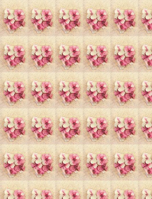Vinylová Tapeta Hydrangea květů -
