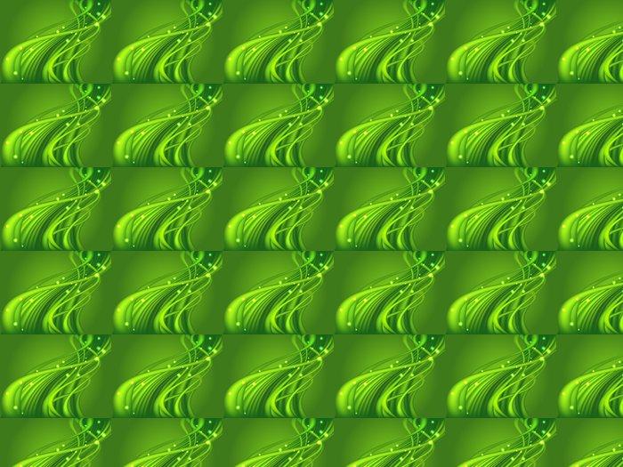 Vinylová Tapeta Abstraktní zelené pozadí - Pozadí