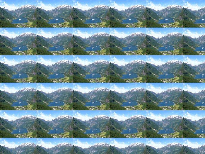 Vinylová Tapeta Geirangerfjord z Dalsnibba - Evropská města