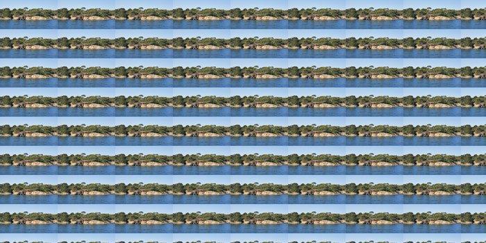 Vinylová Tapeta Paysage de cote - Voda