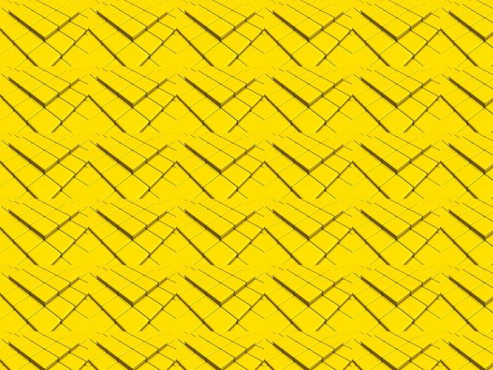 Papier Peint à Motifs Vinyle Cubes 1,31 - Concepts