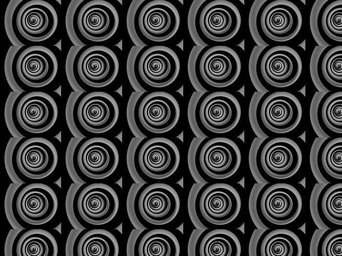 Vinylová Tapeta Spirála - Prvky podnikání