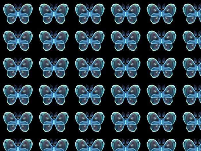Vinylová Tapeta Butterfly Design - Imaginární zvířata