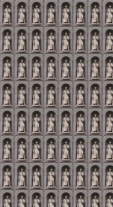 Vinylová Tapeta Socha Machiavelli - Evropa