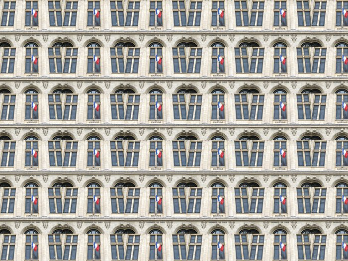 Vinylová Tapeta Sorbonne - Vzdělávání