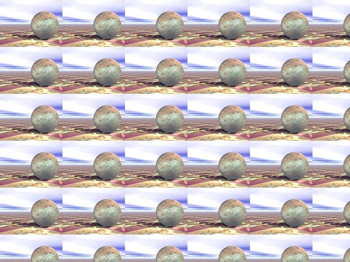 Vinylová Tapeta Abstraktní matematika -