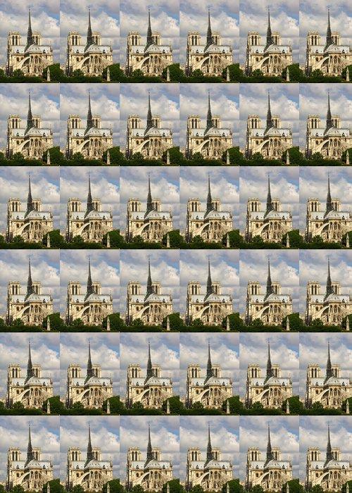 Vinylová Tapeta Katedrála Notre-Dame - Témata