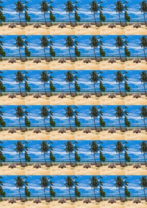Vinylová Tapeta Tropické krajiny - Voda