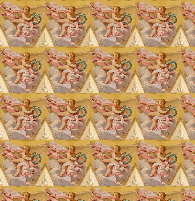 Vinylová Tapeta Bologna - Fresco anděla v bočním kopule sv Peters - Témata