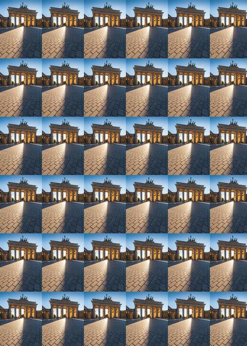 Vinylová Tapeta Braniborská brána, Berlín - Evropská města